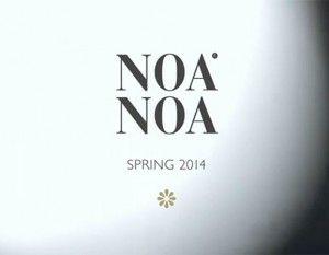 NOA NOA – Forårs kollektion 2014