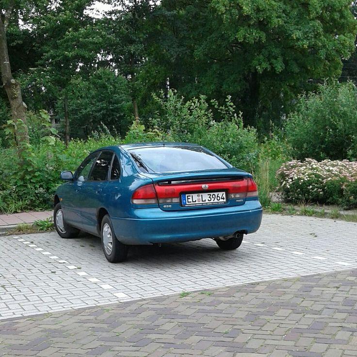 Mazda 626 from Emsland/Germany / Emmen