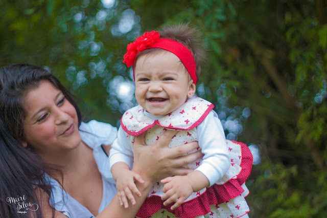 Mairê Silva FOTOGRAFIA: Ensaio Infantil Externo / Isabeli