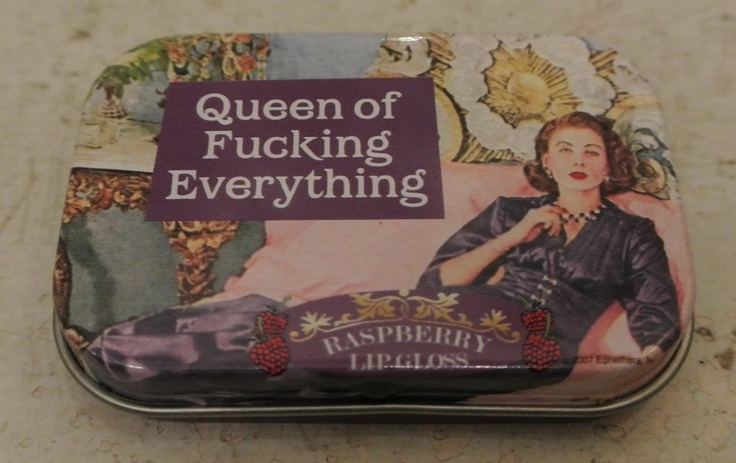 Lipgloss, Queen of F*ing Everything  39kr