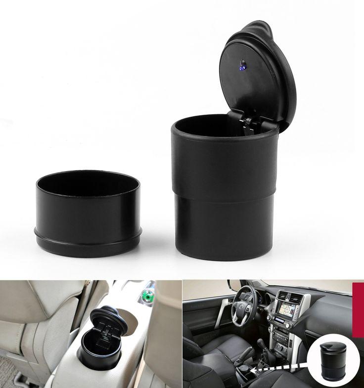 Mad Hornets - Blue LED Light Portable Car Truck Auto Office Cigarette Ashtray Holder Cup Black, $16.99 (http://www.madhornets.com/blue-led-light-portable-car-truck-auto-office-cigarette-ashtray-holder-cup-black/)