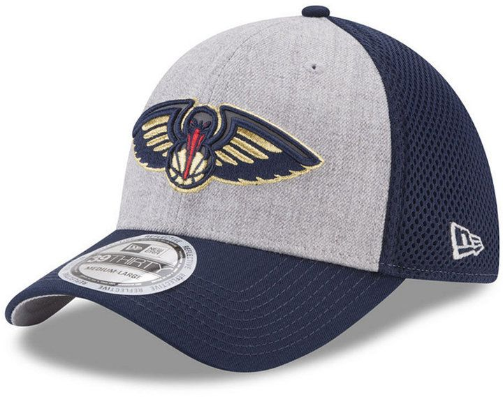 New Era New Orleans Pelicans Total Reflective 39THIRTY Cap