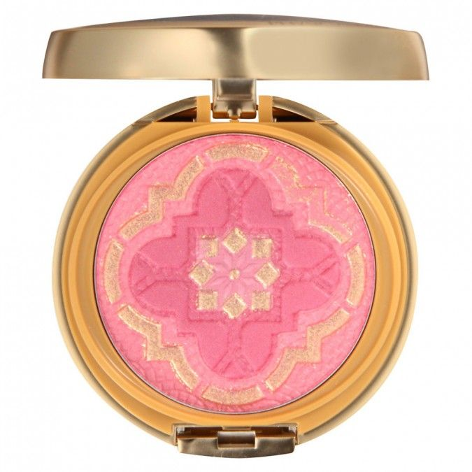 Bestow cheeks with a touch of exotic colour with the Argan Wear Ultra-Nourishing Argan Oil Blush. Ultra-lightweight and creamy, this exotic-scented blush pampers skin with luminous, light-reflecting pigments that deliver a youthful-looking, glowing complexion. Glow renewing formula smoothes the appearance of fine lines, brightens dull, tried skin and renews a look of suppleness while 100% Pure Argan Oil delivers instant and lasting hydration for a fresh, blushing glow. Mirror and Brush…
