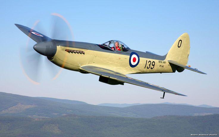 오늘의유머 - [BGM] 전투기의 역사(9) - 2차세계대전 영국 전투기