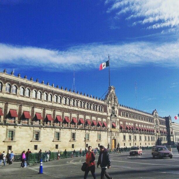 Y mi cielo azul #CDMX #Mexico #MexicoCity