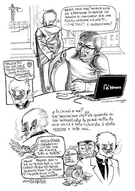 dab.itudine disegno: qualcosa bolle in pent... in penna