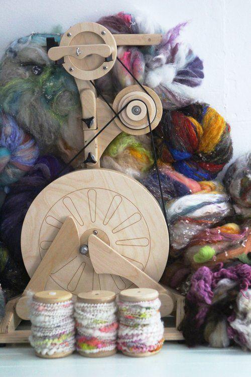 "The ""Purpose"" of Art Yarn THISyarn.com Resource for handspinners"