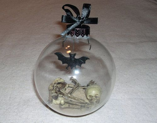 I can do this..next years Halloween ornament! @Peggy Campbell Campbell Campbell Campbell Johnson