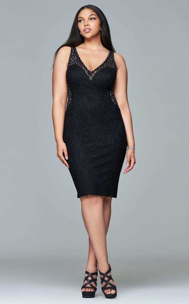 809683e21f9 Classic Cocktail Dress