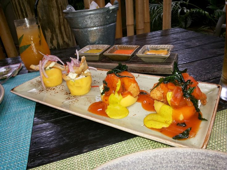 Causa Peruana - Restaurante La Mar Lima