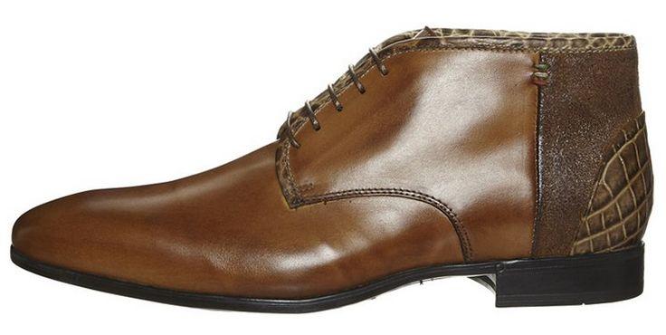 Elegante herrestøvler i læder fra Giorgio 1958 - Ekvipering til fødderne i førsteklasses kvalitet.