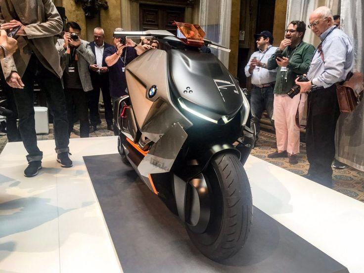 Recap - #BMW #ConceptLink #scooter unveiled at Concorso d'Eleganza Villa d'Este http://indianautosblog.com/2017/05/bmw-concept-link-unveiled-268490?utm_content=bufferba625&utm_medium=social&utm_source=pinterest.com&utm_campaign=buffer