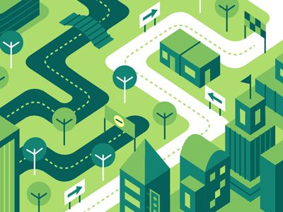 SelfService Company web illustrations - 3 by Momo & Sprits