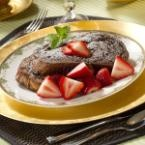 Chocolate Challah French Toast Photo plus more v-day recipes
