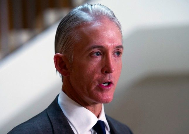 """""""The Secretary's unique arrangement with herself as it relates to public records…[has] left…the Committee…no alternative but to request Secretary Clinton appear before this Committee for a transcribed interview."""" —Rep. Trey Gowdy, via the Washington Examiner Hilary Clinton's criminal history is catching up with her through Representative Trey Gowdy (R. SC.). He's the chair of the …"""