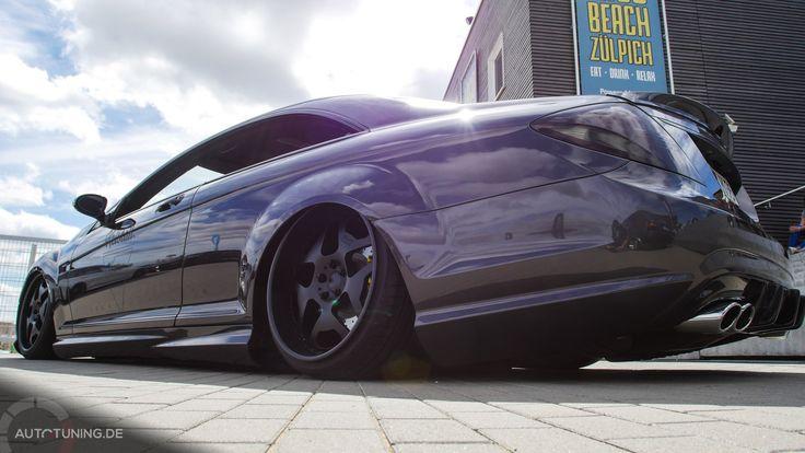 Boss Mode: Mercedes-Benz CL500  https://www.autotuning.de/boss-mode-mercedes-benz-cl500/ #Airride, #Benzo, #CL500Tuning, #Coupé, #Daimler, #MercedesCL500, #MercedesTuning, #MercedesBenzCL500