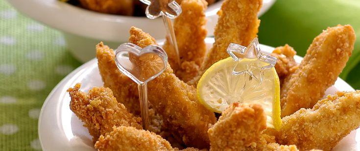 Bastoncitos de pollo   Las mejores recetas saludables encontralas en Viví Nestlé