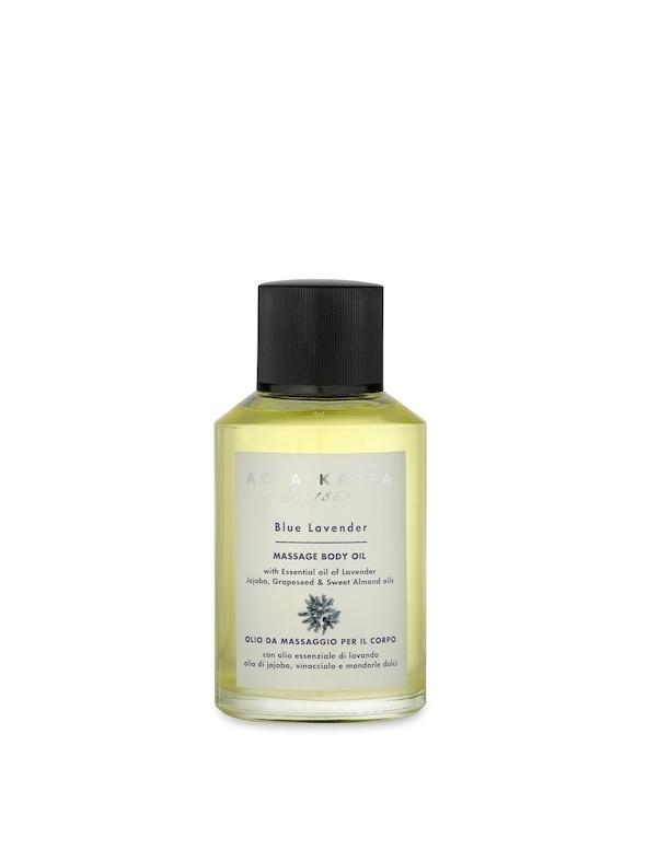 Acca Kappa  Blue Lavender  Olio da Massaggio per il Corpo  http://www.accakappa.com/it/c/3/corpo.html
