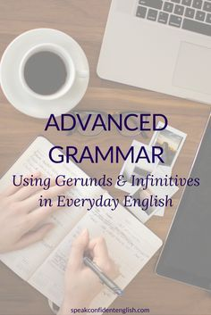 Do you get tired of always thinking about grammar rules when speaking English? In today's lesson, we focus on using gerunds & infinitives. If you're not sure what those are, don't worry! You'll find out what gerunds & infinitives are, how we use them, and get opportunities to practice so this structure becomes easier for you in everyday life…
