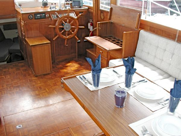 1970 Grand Banks Trawler for sale