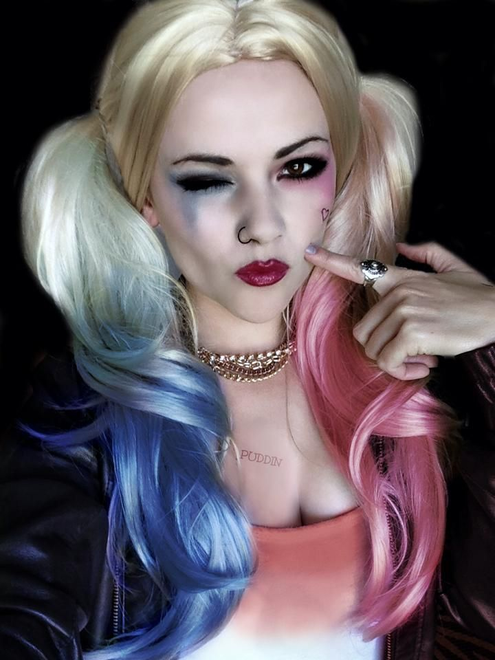 Character: Harley Quinn (Dr. Harleen Quinzel) / From: DC Comics & Warner Bros. Pictures 'Suicide ...