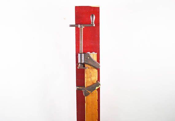 Vintage Clamping Tool Vintage Woodworking Tool Carpenters