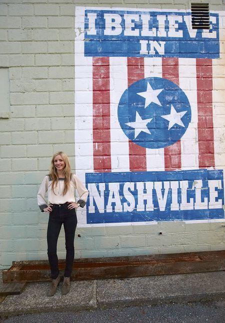 12 South/Rachel Halvorson/I Believe in Nashville mural