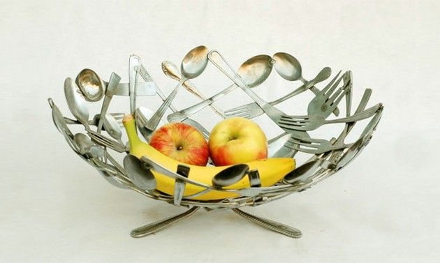 10 best Deko images on Pinterest Metal, Bowl of fruit and Decorating - edles geschirr besteck porzellan silber