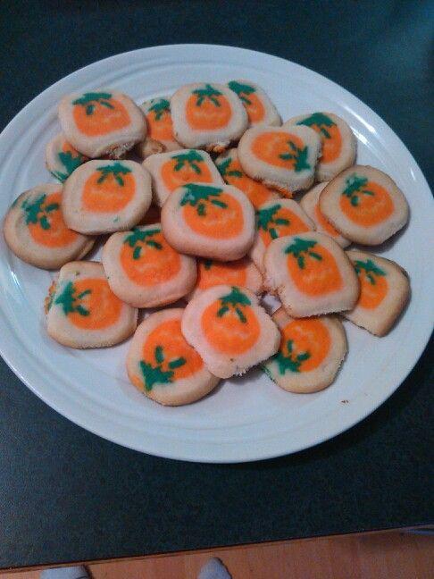 Had cookies last night, it was so yummy.