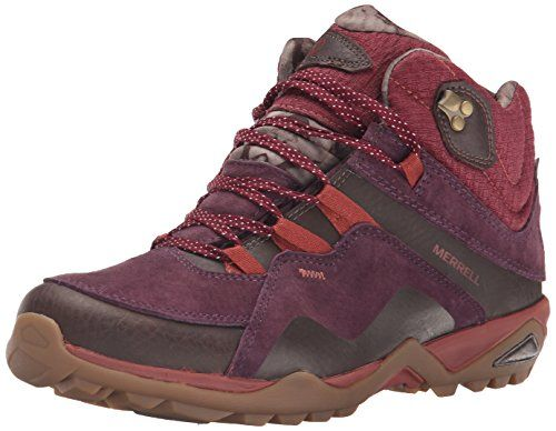 Because I like to hike and such...I'd like to do it in these: Merrell Women's Fluorecein Mid Waterproof Hiking Boot, Plum Red, 5.5 M US Merrell http://www.amazon.com/dp/B00R4V2Q00/ref=cm_sw_r_pi_dp_16iAwb16ZDP71