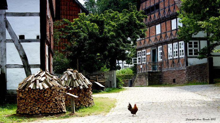 Freilichtmuseum Detmold: A beautiful open air museum