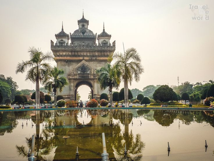Vientiane , город kampheng nakhon Vientiane