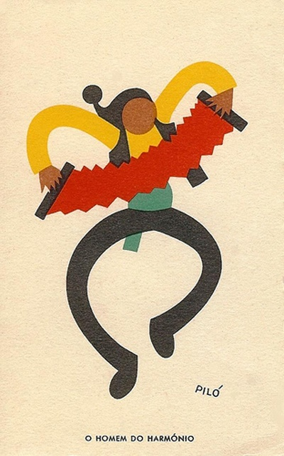 manuel-pilo-o-homem-do-harmonio-postales-anos-30