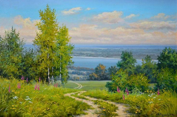 Artista Alexander Rudakov Vladislavovich. Discussione sulla LiveInternet - Servizio russo diario online