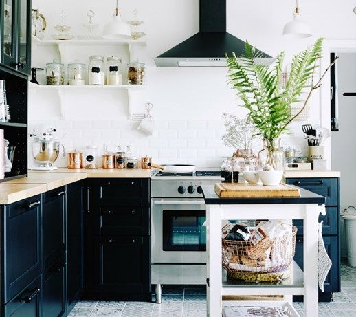 716 best images about KUCHNIA  Kitchen on Pinterest   -> Kuchnia Retro Ikea