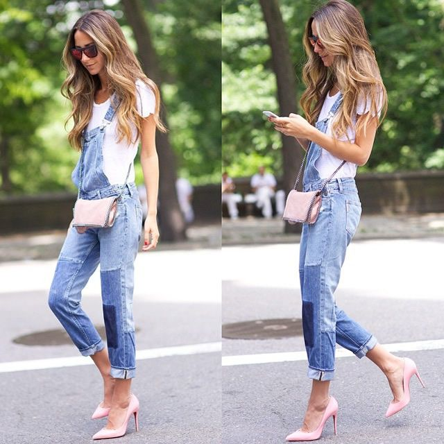 NYC Blogger Arielle Charnas #fashioninspo #blogger Love how she brings out a fresh and simple street style