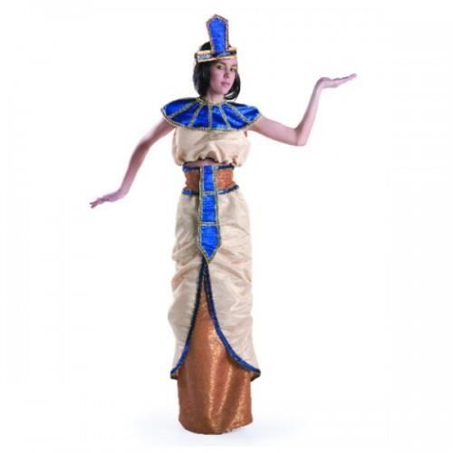 Карнавальный костюм клеопатры взрослый