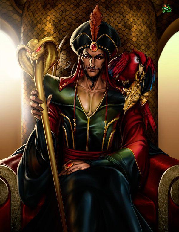 Jafar by Jgass on deviantART
