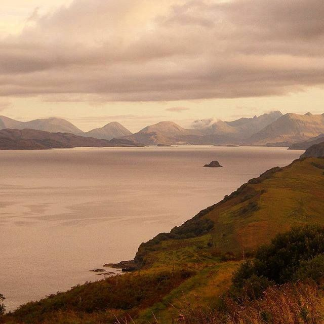 Sound of Raasay, Isle of Skye
