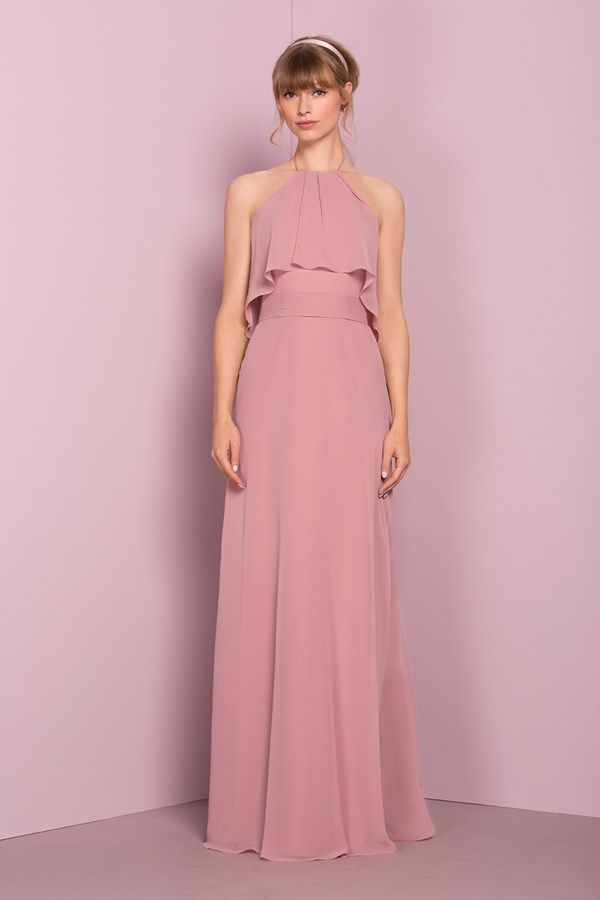Think pink on your wedding day with our selection of the best pink bridesmaid dresses available at the moment