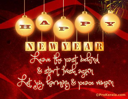 Leave the past behind and start fresh again...Happy New Year graphic happy new year happy new year quote happy new year greeting new year quote