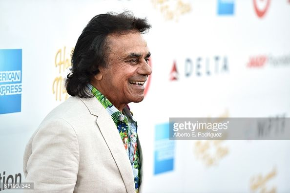 News Photo : Singer Johnny Mathis attends the MPTF 95th...