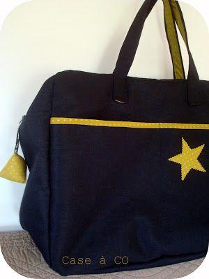 Case à CO: Le sac Week end de Val