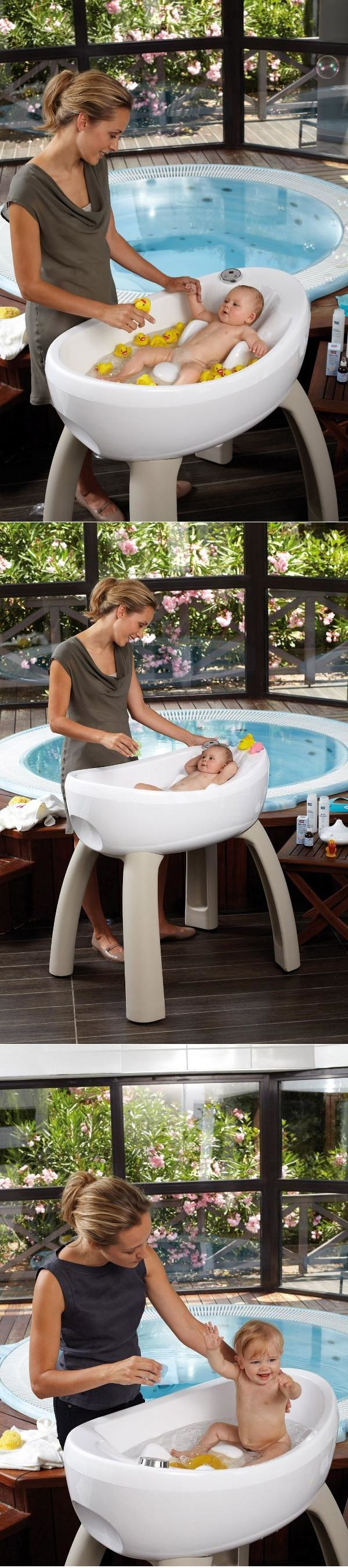 MagicBath: A Innovative Baby Bath