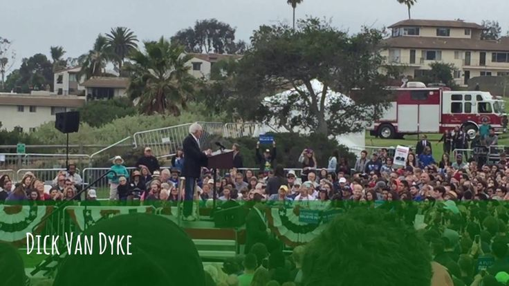 Santa Barbara Community College hosts Bernie Sanders rally May 28, 2016