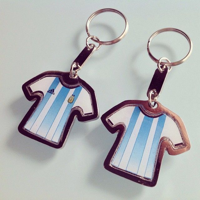 Llaveros de Argentina