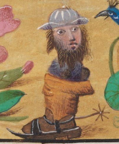 Stundenbuch Flandern, wahrscheinlich Brügge · um 1500 AF A28  Folio 93r
