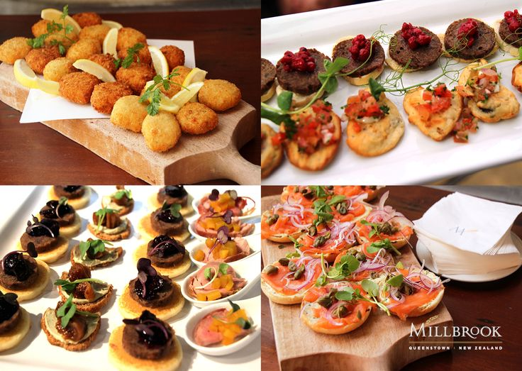 Did you know that Millbrook is a perfect place for meetings or a conference?  We have various types of delicious mouth-watering canapés for your delegates to try!  #delicious #beautifulcuisine #foodphotography