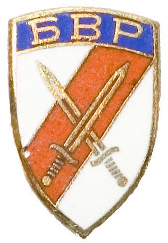 Значок Беларускага Вызвольнага Руху