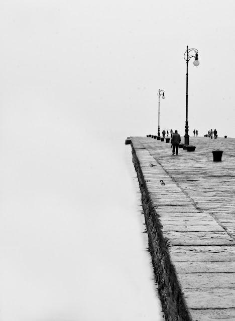 #Trieste in fog